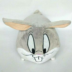 Six Flags Texas Bugs Bunny Looney Tunes Plush 10.5